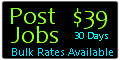Post Jobs for less